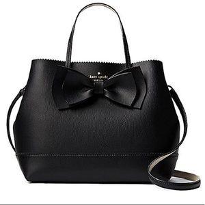 Kate Spade Bow Vanderbilt Giorgia Crossbody Bag